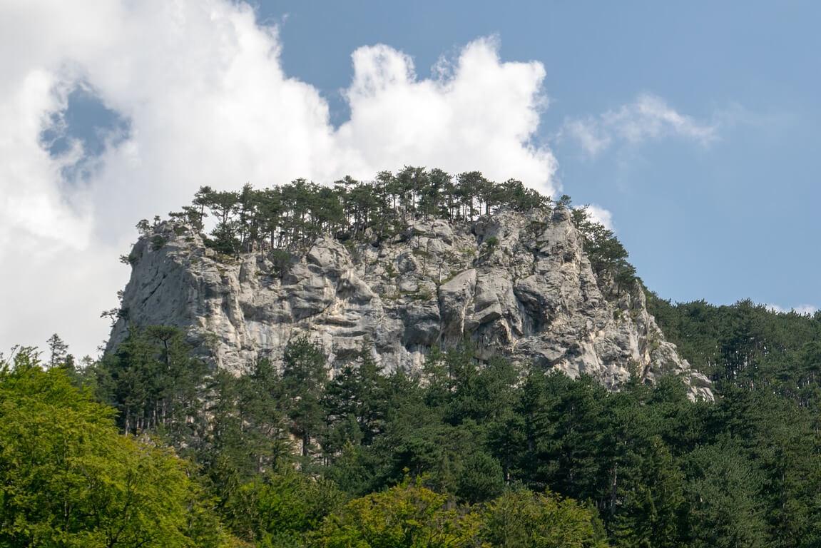 Гора Масим